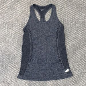 Gray Workout Tank by bcg